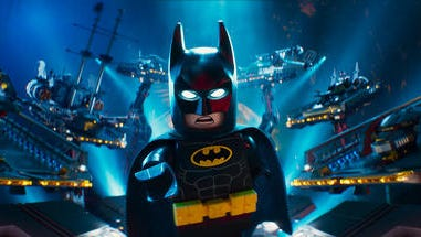 "Batman, voiced by Will Arnett, monologues in a scene from ""The LEGO Batman Movie."" The film will be screened June 13-14 at Cinemark 14 in Parker Square as part of its Summer Movie Clubhouse series."