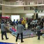 FIRST Tech Challenge Team Hercules has qualified for the Ohio State Championships on Saturday in Cincinnati.