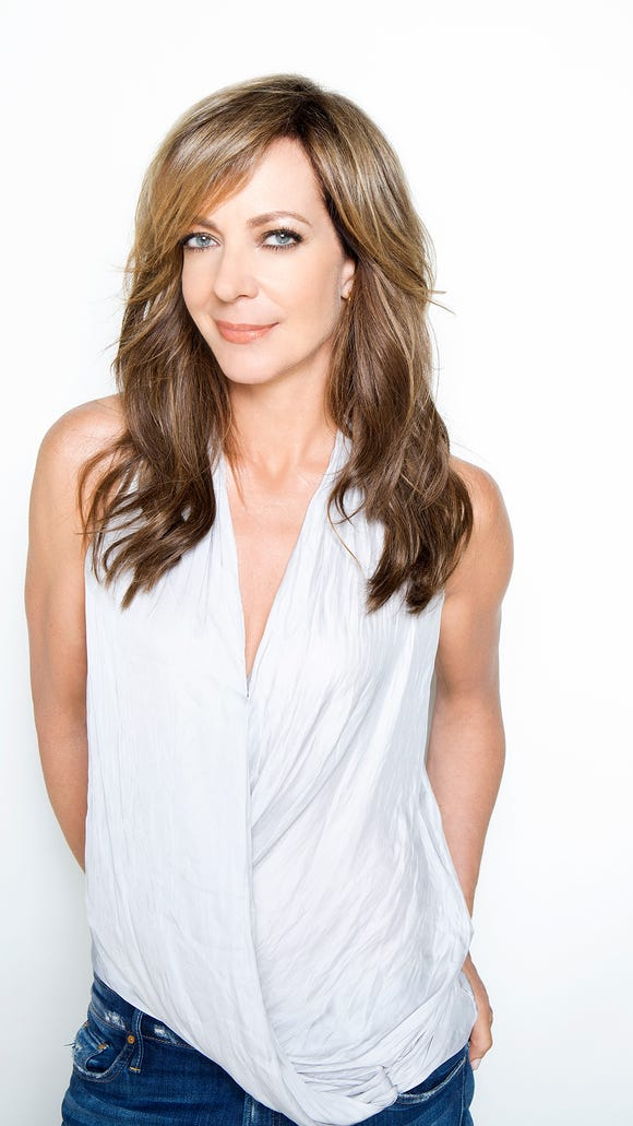 Allison Janney is now a curator for Rosewood Washington