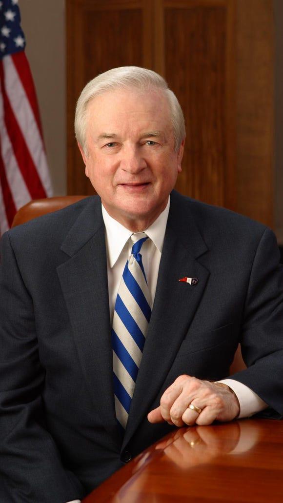 Former Gov. Jim Hunt