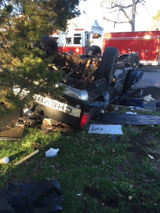 Both Drivers Cited In Vineland Crash