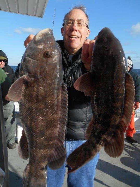 Six fish tog season winding down for Big mohawk fishing boat
