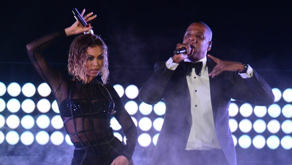 Beyoncé and Jay-Z are set to hit the road on their