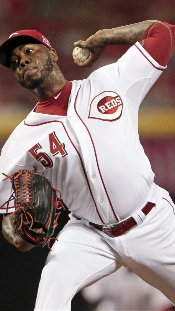 With Aroldis Chapman likely to be traded in the offseason, the Reds are going to have to figure out what their bullpen will look like.