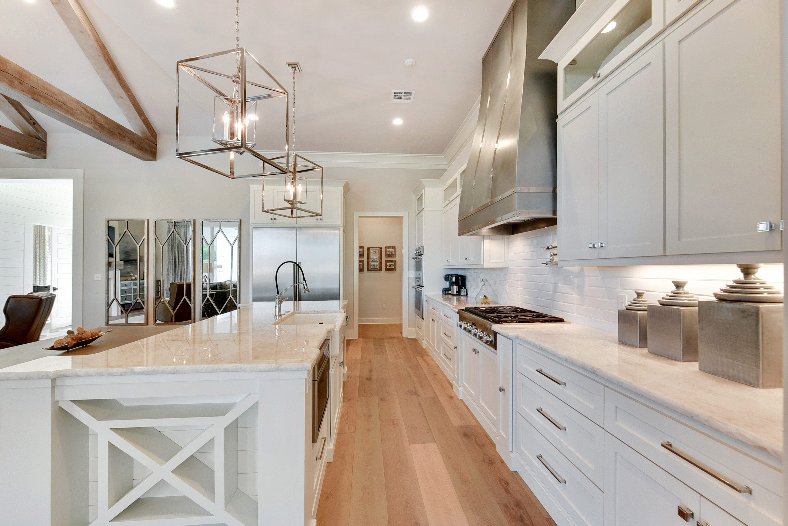 Beau Kitchen Design Group Shreveport By See Inside This New Modern Audubon  Mansion 18.