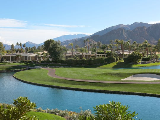 Morningside Country Club in Rancho Mirage.
