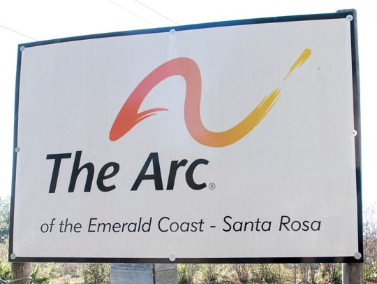 The Arc of the Emerald Coast's building in Milton is
