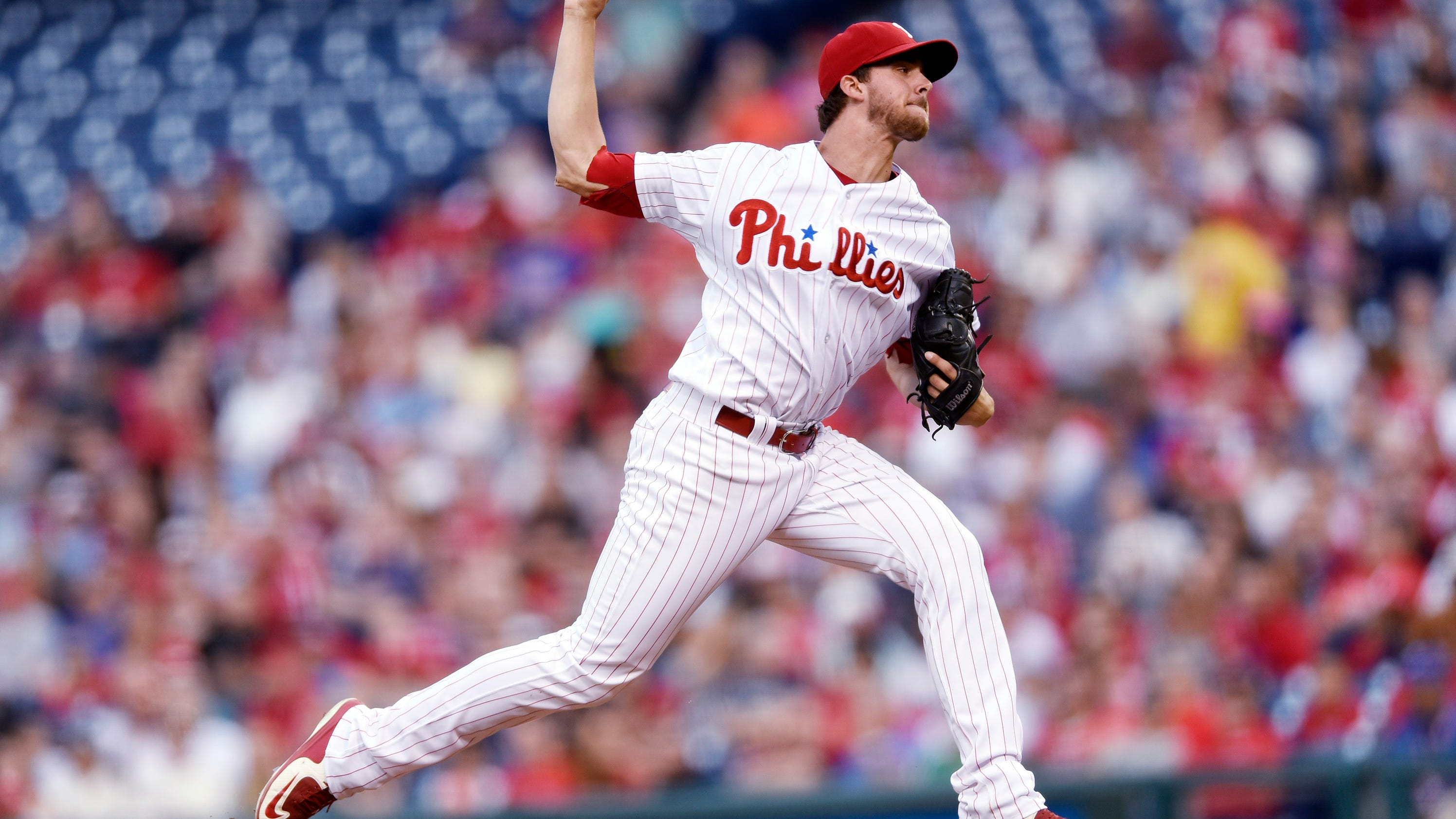 Nola, Phillies fall to Freeman-powered Braves 7-1