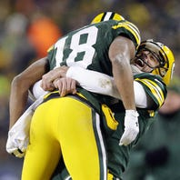 A look inside the process of how Packers wide receivers build trust with Aaron Rodgers