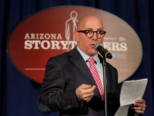 Arizona Storytellers Maynard James Keenan