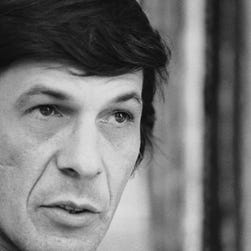 Nimoy in 2009.