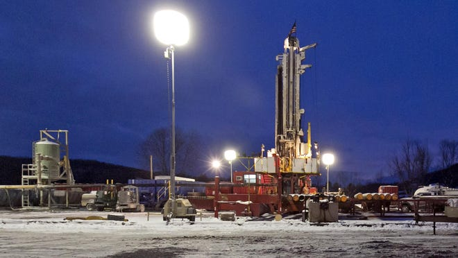 A longstanding dispute between the federal government and Chesapeake Corp. on gas royalty payments has been settled but hinges on the Pennsylvania Attorney General resolving a similar lawsuit against the natural gas driller.