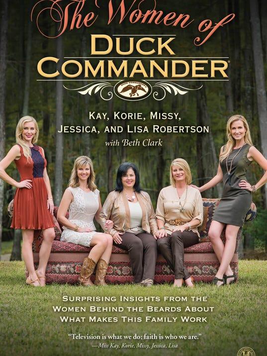 Women of Duck Commander - COVER.jpg