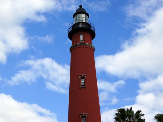 The Ponce de Leon Inlet Lighthouse was originally built