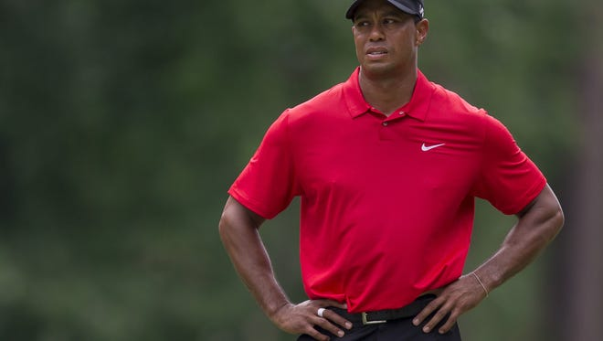 Looks like Tiger Woods may be a force on the tournament scene again, but he still is lacking in wins.