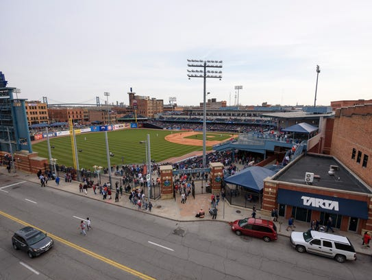 Fifth Third Field in Toledo is among the finest minor-league