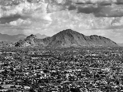 In the late 1950's it became clear Camelback Mountain