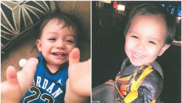 Cathedral City police say toddler brothers, Carlos and Jayden Cortes, who were abducted when the Honda Accord they were in was stolen, have been found safe along with the vehicle in Desert Hot Springs.