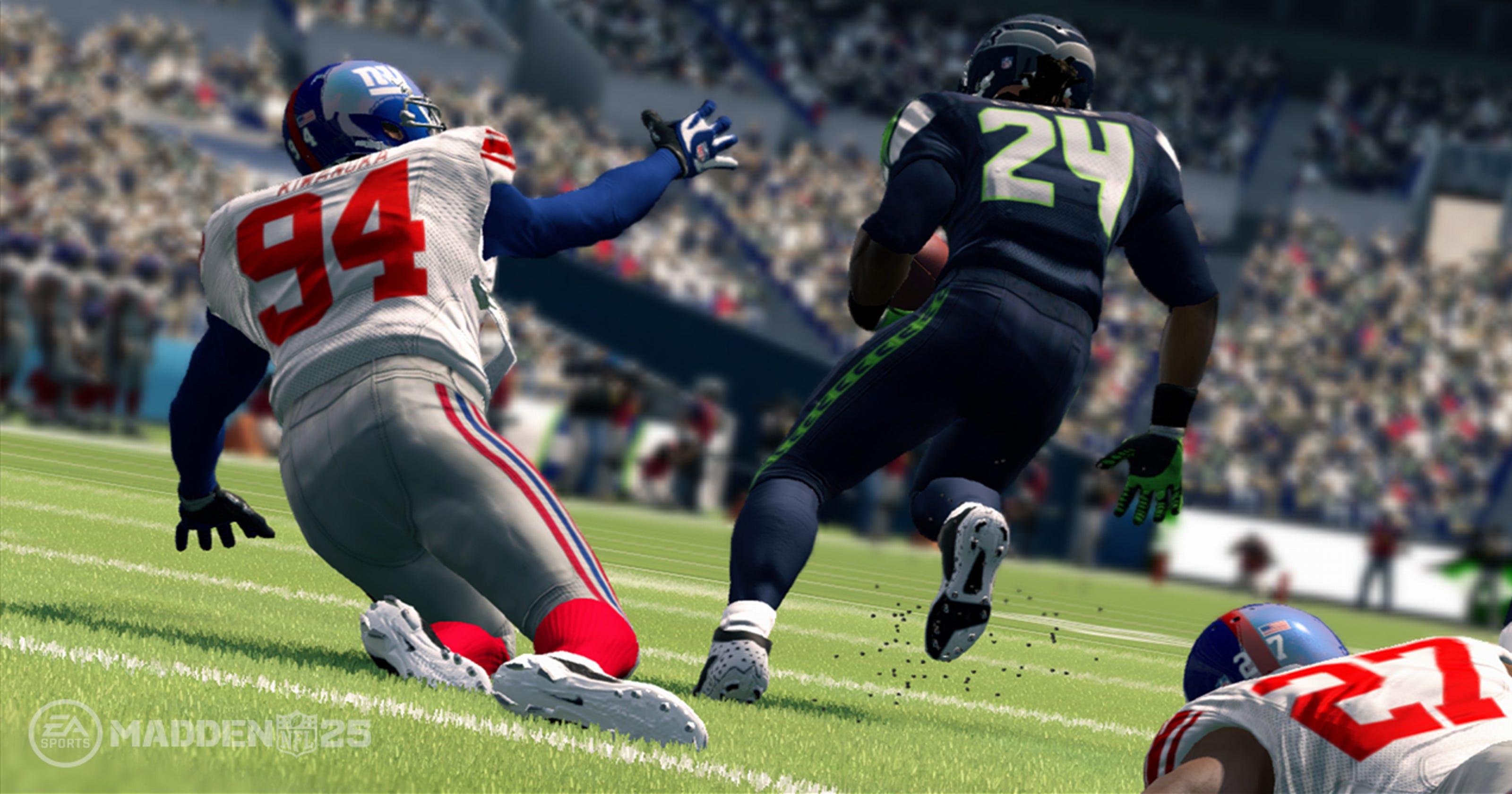 92c6c574539  Madden NFL  video game crosses 25-year goal line