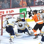 The last time the Sabres visited Philly the Flyers dropped the game in overtime.