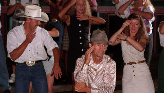 The Macarena was a dance craze in 1996.