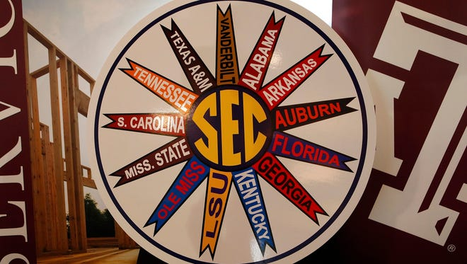 The SEC and ESPN launches the SEC Network Thursday.