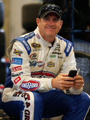 Bobby Labonte hasn't raced since the Aug. 24 Irwin Tools Night Race at Bristol Motor Speedway.
