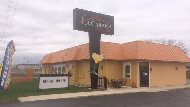 La Cabana, 700 N. Koeller St. , will close at the end of April. The owners of the restaurant opened another location, El Fogon, in Ripon.