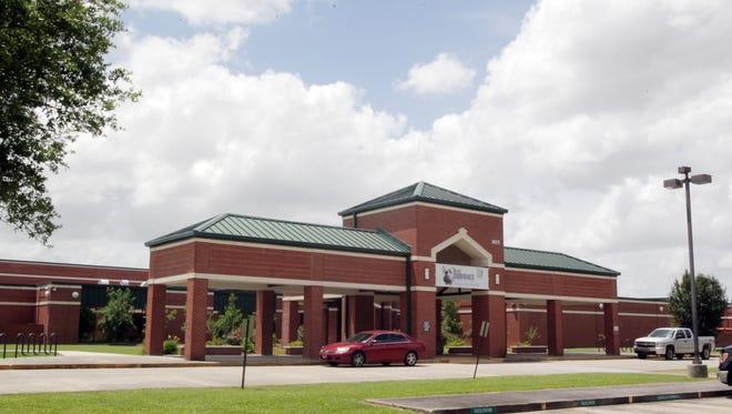 David Thibodaux STEM Magnet Academy is pictured Monday, June 9, 2014, in Lafayette, La.
