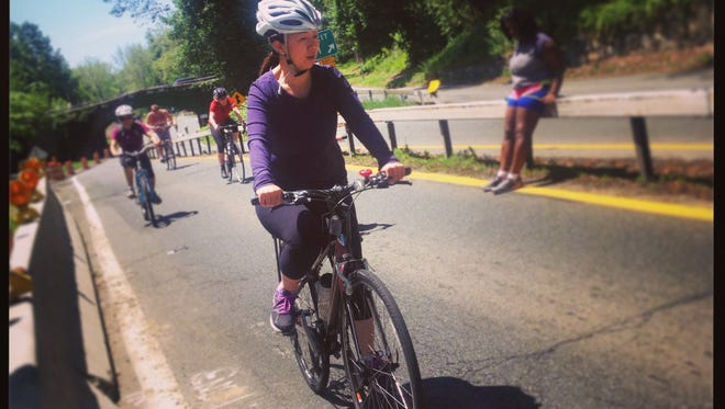 Bicycle Sundays on the Bronx River Parkway