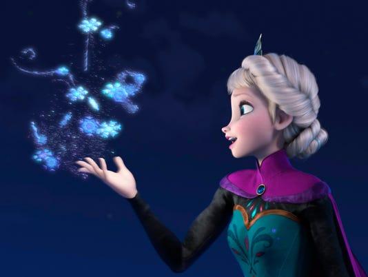 Queen Elsa Frozen