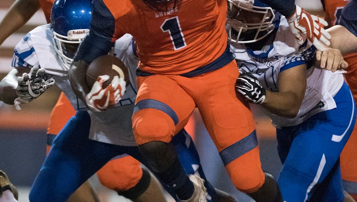 Peasant eager to embrace two-way role for Escambia in fall