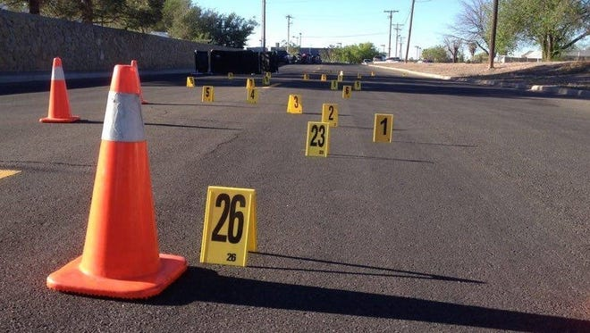 Las Cruces police are investigating a fatal hit-and-run on Barker Road, just south of Rigsy Board. The crash likely occurred between 5 and 6:20 a.m. Thursday, March 30.