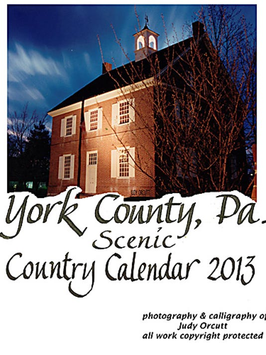Scenic York County calendarsubmitted