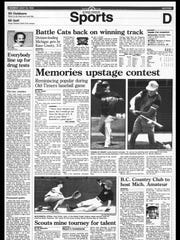 This Week in BC Sports History - Week of July 16, 1995