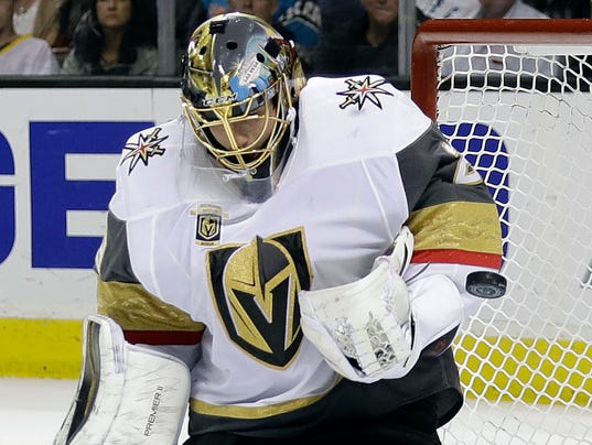 AP GOLDEN KNIGHTS SHARKS HOCKEY S HKN USA CA