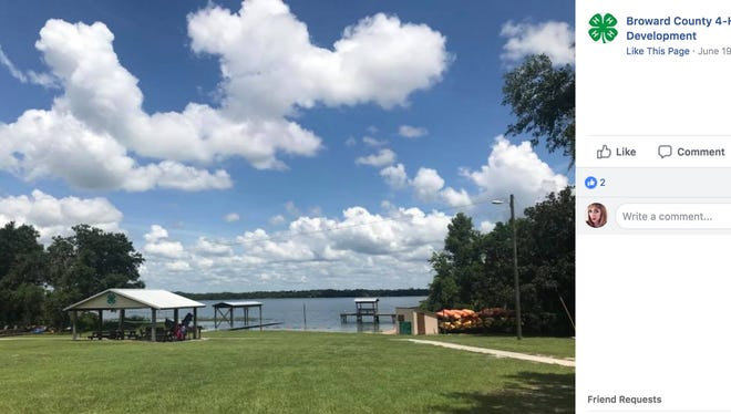 Dozens of children who stayed at the  Clover Leaf 4-H camp in Lake Placid, Florida, were sent to the hospital with fevers and nausea.