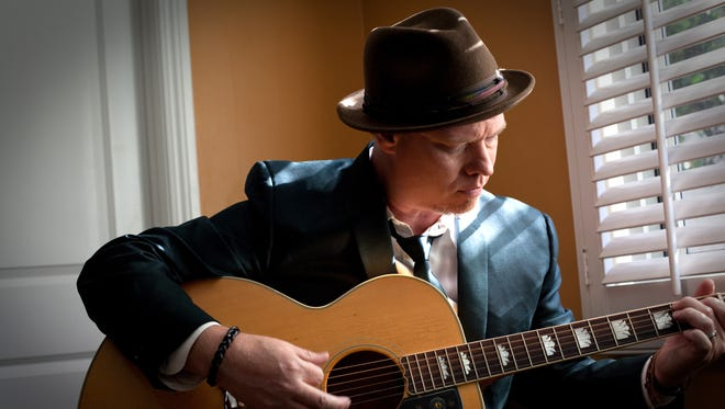 Singer-songwriter Shawn Mullins will be featured during  Montgomery's Fourth annual River Jam Festival.