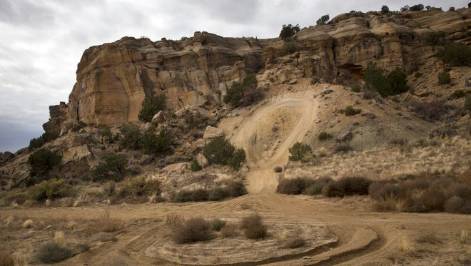 San Juan County and the Bureau of Land Management have signed on to an agreement to make improvements to trails at the Glade Run Recreation Area near Farmington.