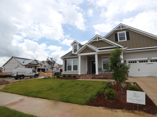Premier Fine Homes has a home on the Parade of Homes in the Canopy Development.
