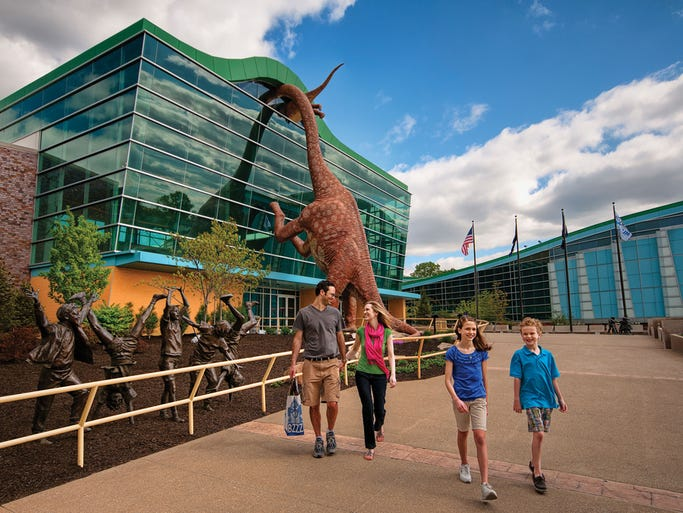 We asked 10Best and USA TODAY readers to vote for their favorite Museum for Families, and the results are in! The Indianapolis Children's Museum -- the world's largest children's museum with over 29 acres to its name -- took home top honors.