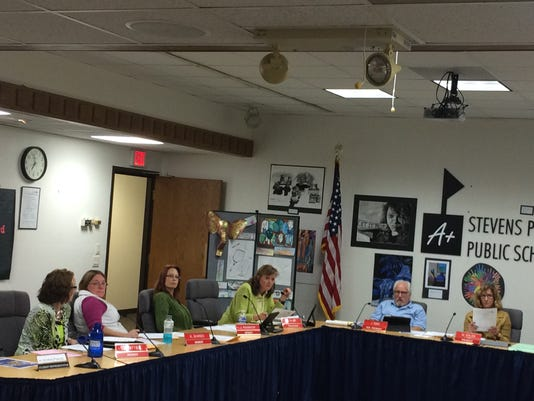 Stevens Point Area Public School Board