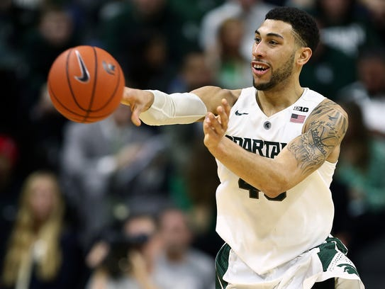 Denzel Valentine is one of the best passers in the