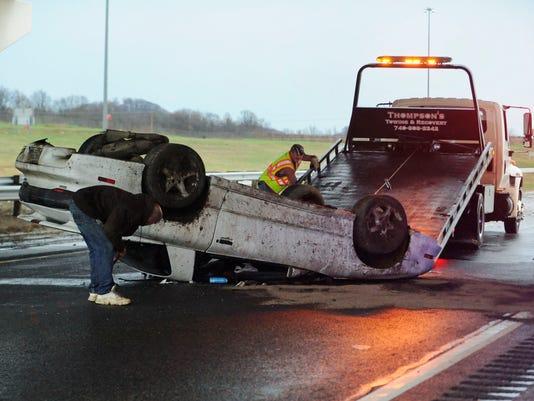 rollovercrash rollover crash