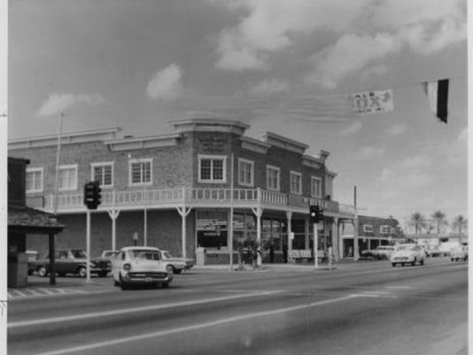 Scottsdale in 1965