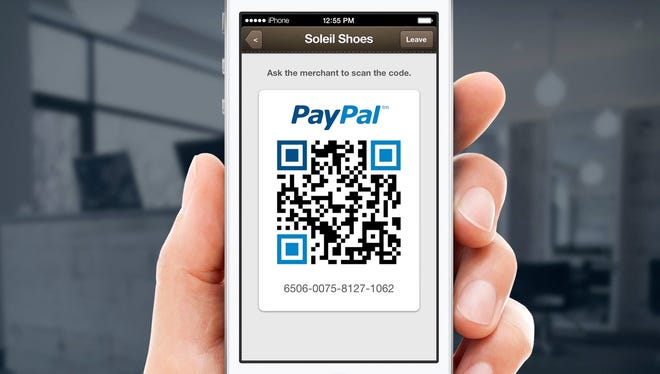 PayPal's new Payment Code technology