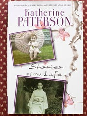 """Author Katherine Paterson has written a memoir, """"Stories of My Life""""."""