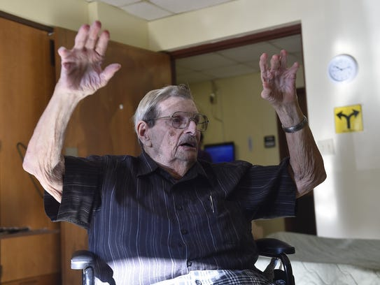 Orville Kugler tells his story of being captured during the Korean War in 1953. Confined to a wheelchair,