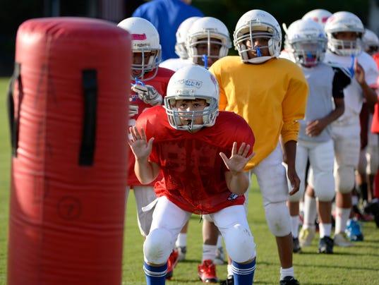 8-27 Heads up kid