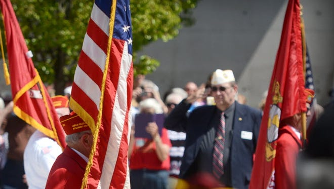 Nov. 11 is a day to salute those who have served their country.